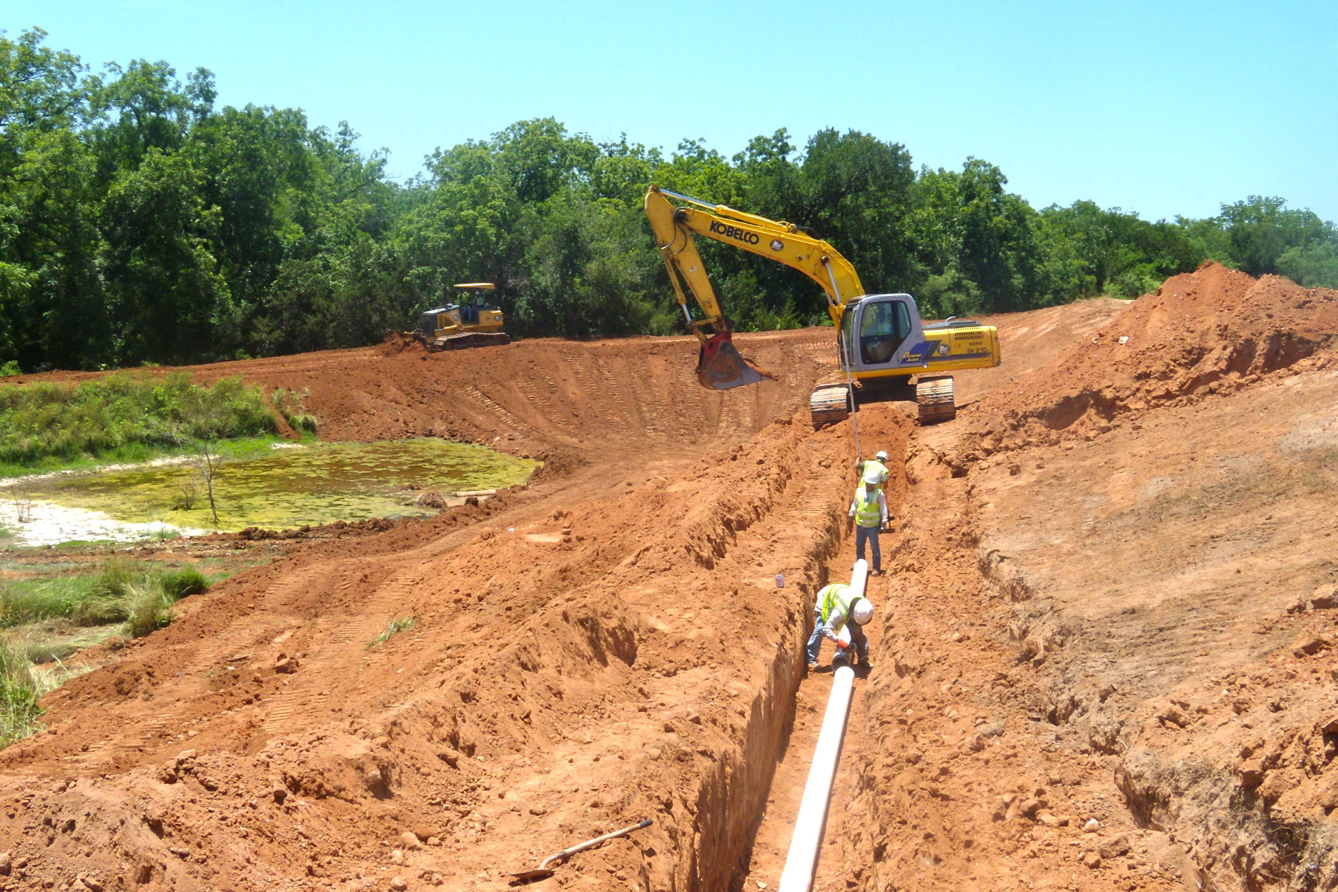 Infrastructure Development Contractor Texas