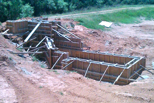 Civil construction beck reit sons austin tx for Texas fish hatchery